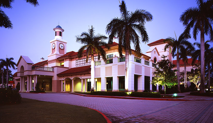 The Mizner Park Cultural Center Is Known For Its Premier Location Directly In Boca Ratons Ultimate Shopping And Dining