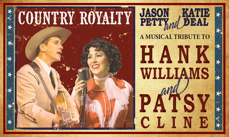Hank Williams and Patsy Cline